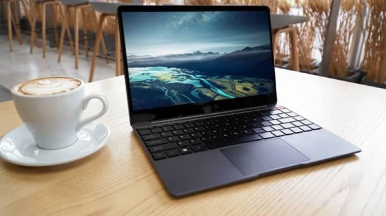 Olcsó, de menő laptop a Chuwi Aerobook kép