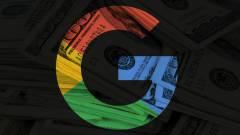 Több büntetést fizetett a Google, mint amennyit adózott kép