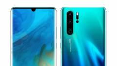 Új szintre repíti a mobilfotózást a Huawei P30 Pro kép