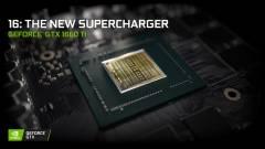 Nagyon elszólta magát a mobilos GeForce GTX 1660 Ti-ről a Dell kép