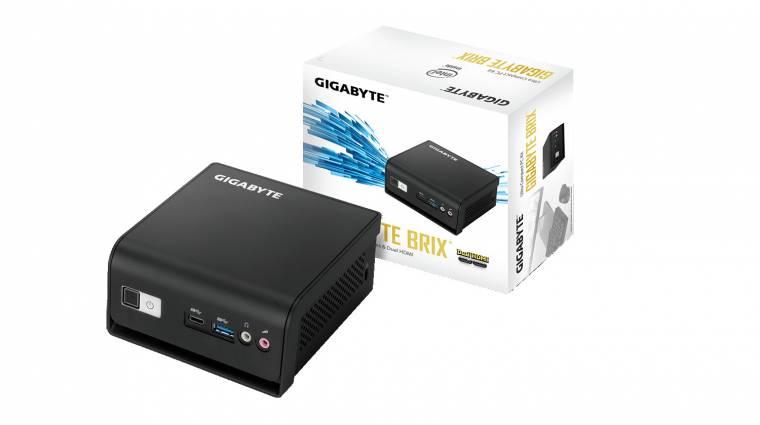 Felturbózták a Gigabyte nagyon mini PC-jét kép