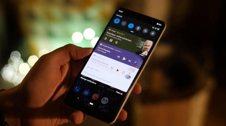 Megérkezett az Android Q bétája kép