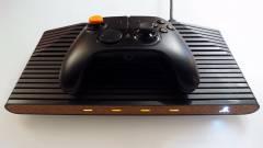 Kiadás előtt frissült az Atari VCS konzol kép