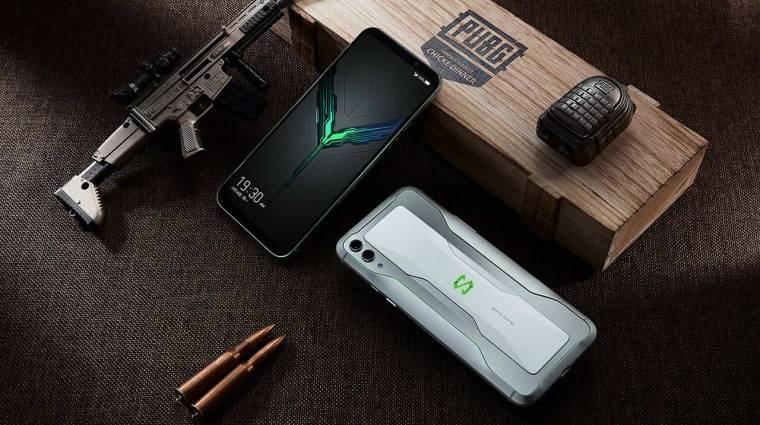 Akár 12 GB RAM-mal is vihető a Xiaomi Black Shark 2 gamermobilja kép