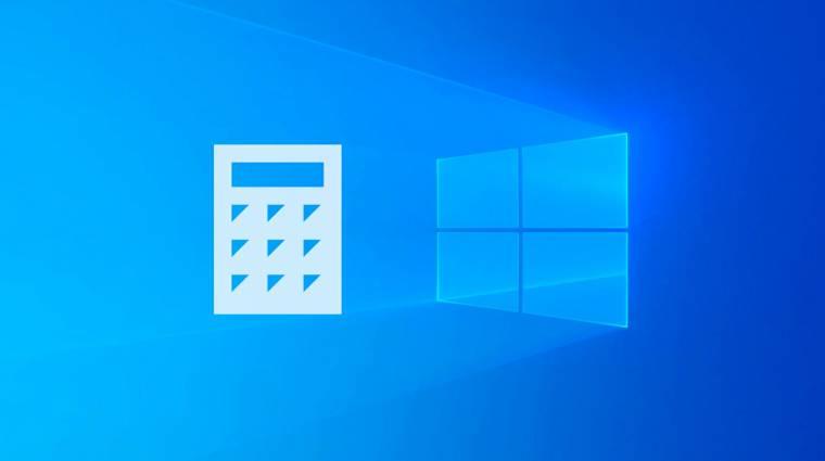 Új funkciókkal bővül a Windows számológépe kép