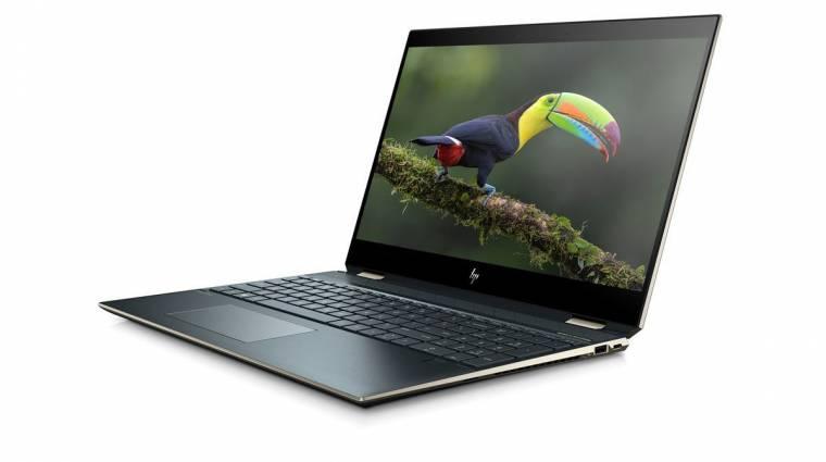 Érkeznek a HP AMOLED-kijelzős laptopjai kép
