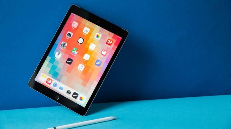 Régi funkciókat is megtartanak az új iPadek kép
