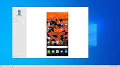 Windows 10-re tükrözi az androidos mobilod a Microsoft kép