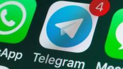 Jól járt a Telegram a Facebook bénázásával kép