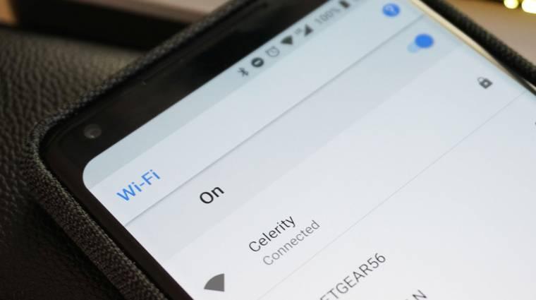 Az Android Q-val már nem kapcsol ki automatikusan a mobilod WiFi-je kép