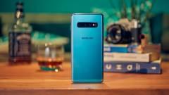 Nagyon látványos frissítéseket kaphat a Samsung Galaxy S10 kép
