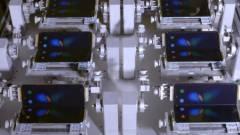 Így teszteli a Galaxy Fold kijelzőjét a Samsung kép
