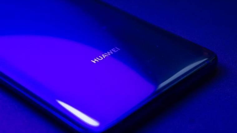 A Huawei P30 Lite is tripla kamerát kap kép