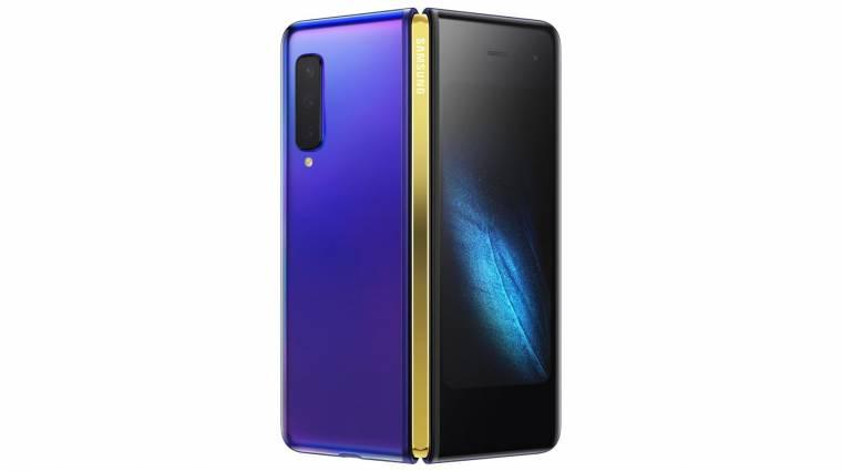 Újabb összehajtható mobilokon dolgozik a Samsung kép