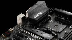 Már AMD Zen 2-es processzorokat is támogatnak az MSI alaplapok kép
