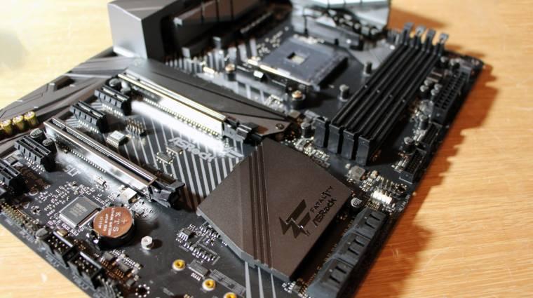 Szivárognak az AMD X570-es alaplapok kép