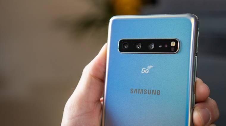 Nagy változást hozhat a Samsung Galaxy Note 10 kép