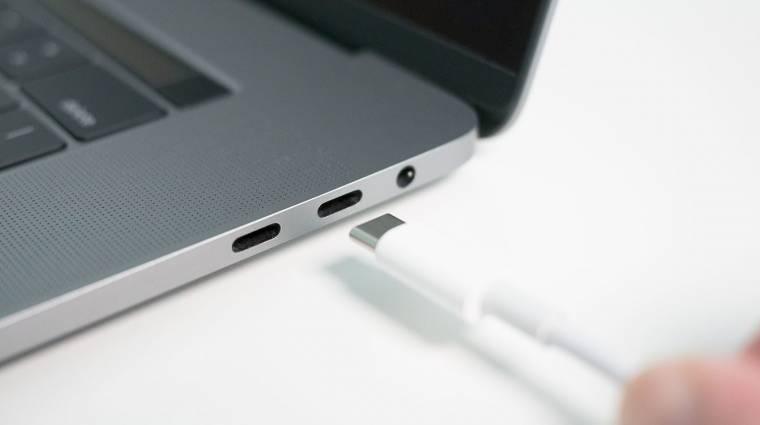 Készül, és durva lesz az USB4 kép