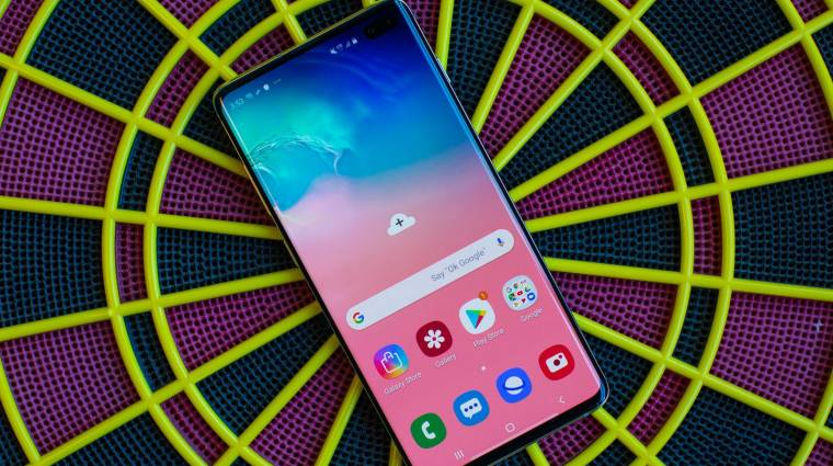 Előrendelési rekordokat döntött a Samsung Galaxy S10 kép