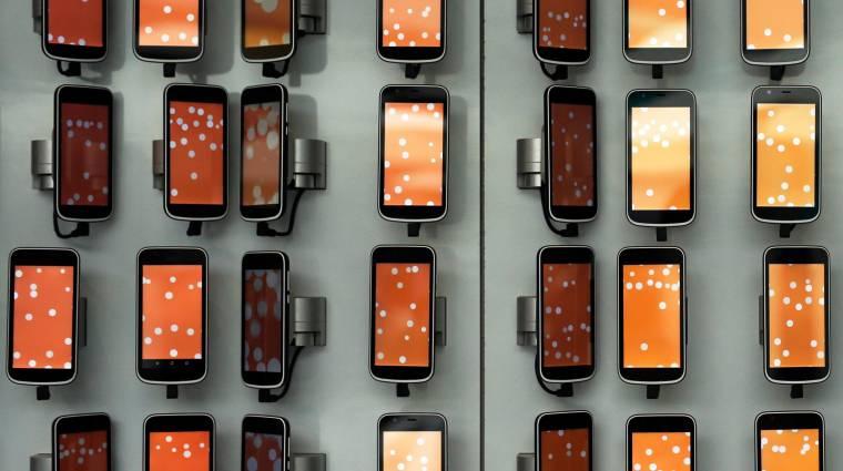 Légy nagyon óvatos, ha antivírus appot telepítenél az androidos mobilodra kép