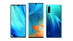 Samsung kijelzővel jöhetnek a Huawei P30 csúcsmobilok, árak is vannak kép