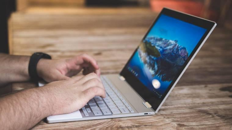Lehet, hogy nem a Google gyártja majd az Atlas Chromebookot kép