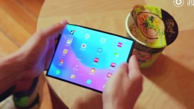 Újabb videón a Xiaomi összehajtható mobilja