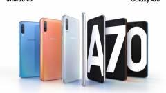 Óriási lett a Samsung Galaxy A70: kijelzőben és akkuban is tarol kép