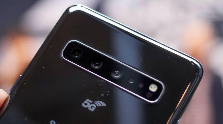 Szinte senkinek sem kell még 5G-s okostelefon kép