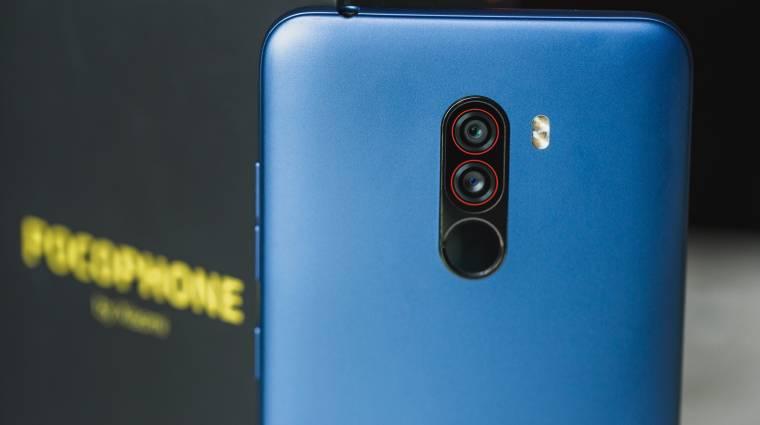 Meghódíthatja a belépőkategóriát a Xiaomi Pocophone F1 Lite kép