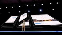 A Google is összehajtható okostelefonon dolgozhat kép