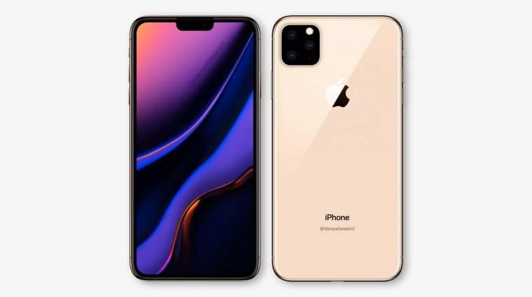 Megtetszett az Apple-nek a Huawei és a Samsung újítása kép