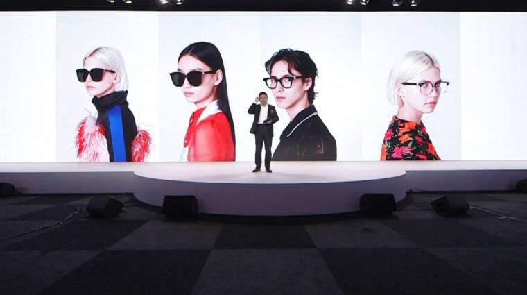 Idén nyáron jön a Huawei intelligens szemüvege kép