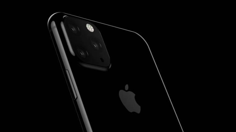 Nagyon megosztó kameramodullal jöhet az iPhone XI kép
