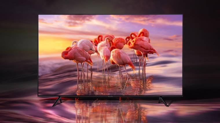 Majdnem 20 millió forintba kerül a Samsung legújabb csúcstévéje kép