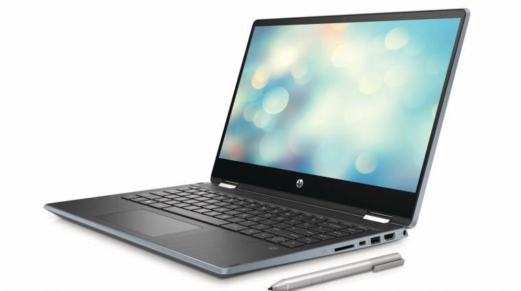 Frissülnek a HP átalakítható Pavilion x360 laptopjai kép