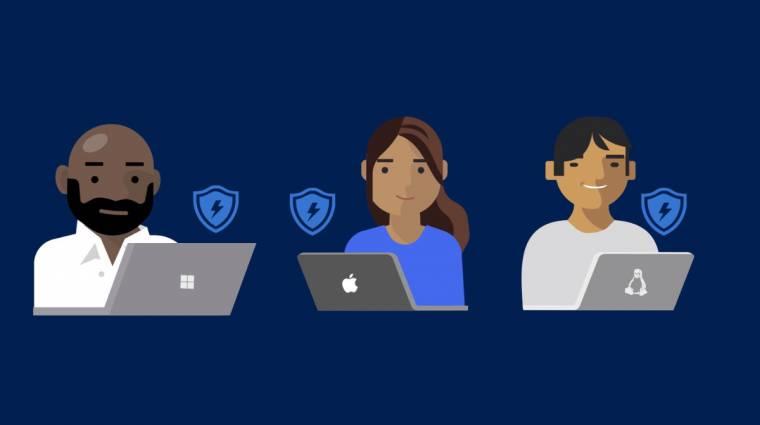 Macekre megy a Microsoft antivírus szoftvere kép
