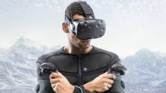 Furcsa élményeket ígér a teljes testre húzható Teslasuit VR-ruha kép