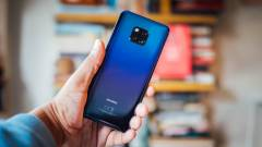 5G-képes lehet a Huawei Mate 30 kép