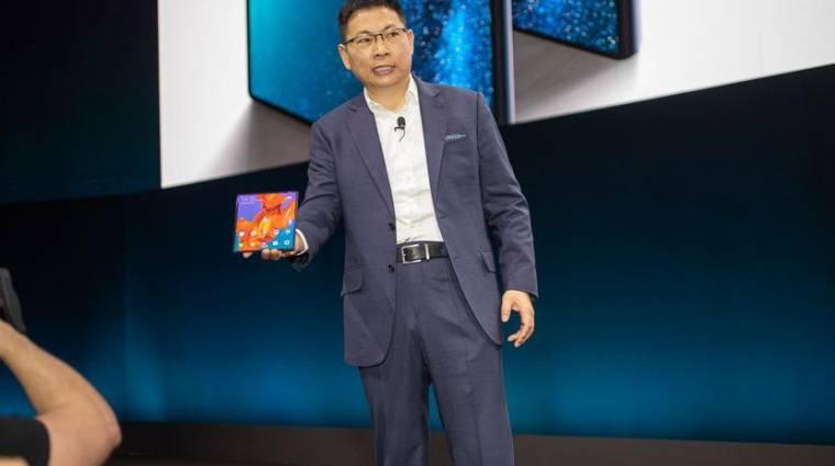 A Huawei szerint a Galaxy Fold kialakítása nem jó kép
