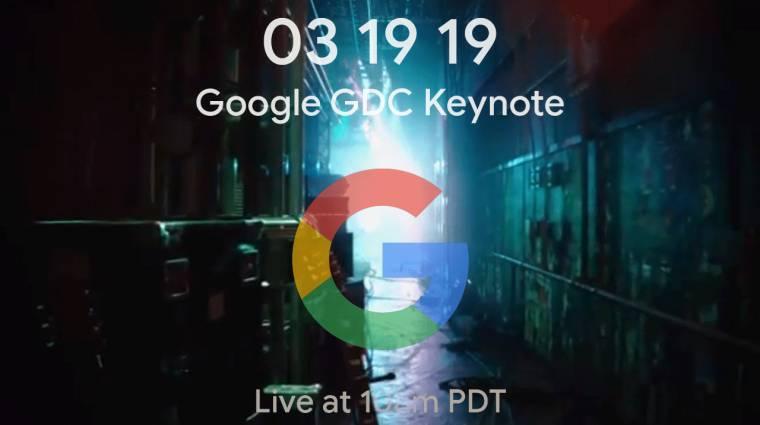 Holnap kiderül, mi a Google játékos nagy durranása kép