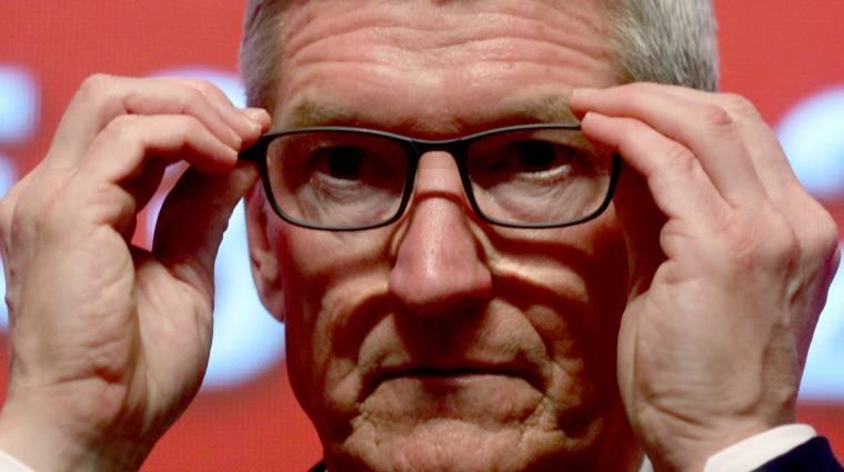 Az Apple elcsábította a Google egyik legjobb szakemberét kép