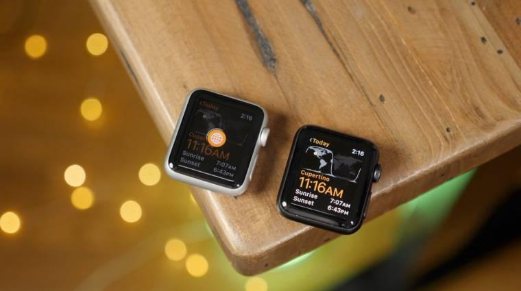 Hamarosan jailbreakelhető lesz az Apple Watch kép