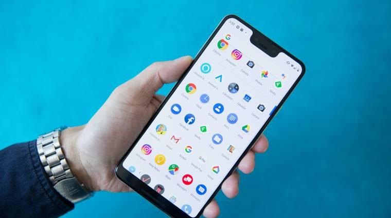 Lite módot kap az androidos Chrome kép