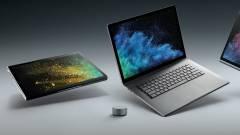 Új processzorral frissült a Surface Book 2 kép