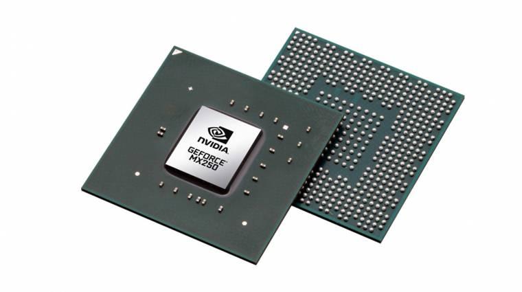 Az NVIDIA nem reklámozza, hogy lassabb MX250 GPU-t kaphatnak a vásárlók kép