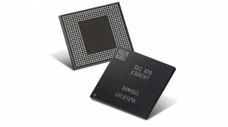 Érzi a Samsung, hogy lejtőn vannak a DRAM- és NAND flash-árak kép