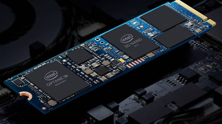 Ütős technológiákkal érkezett az Intel legújabb SSD-je kép