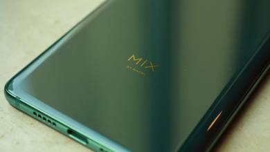 60 megapixeles kamerát kaphat az összehajtható Xiaomi Mi Mix 4