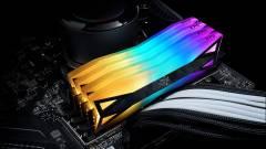 Ez a DDR4-es memória az összes többinél jobban világít kép